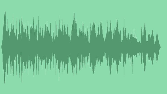 End Calm Logo: Royalty Free Music