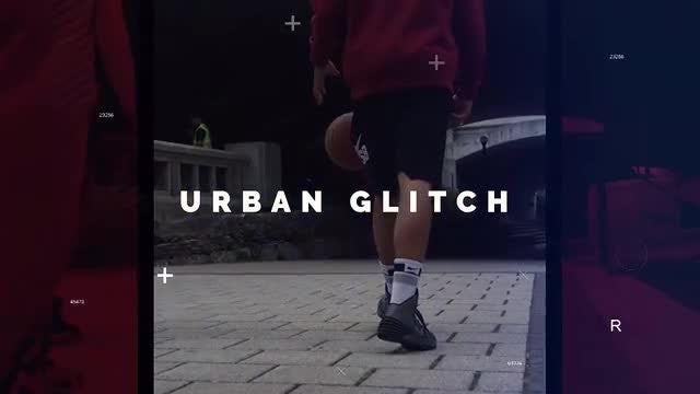 Urban Glitch: Premiere Pro Templates