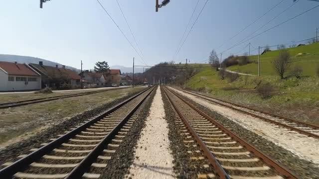 Railroad: Stock Video