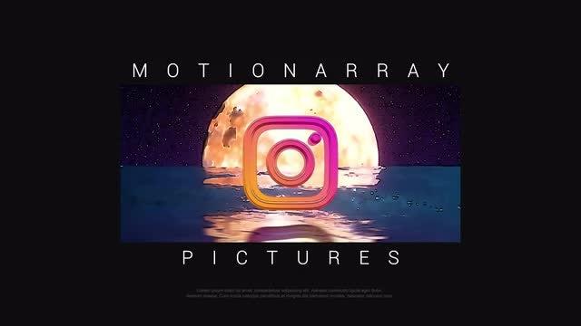 Moon Film Logo: Premiere Pro Templates