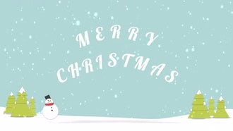 Christmas Logo and Opener: After Effects Templates