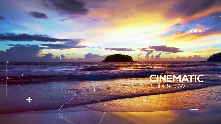 Epic Parallax Slideshow: After Effects Templates