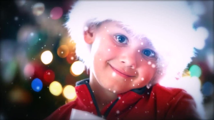 Dynamic Christmas Photography: After Effects Templates