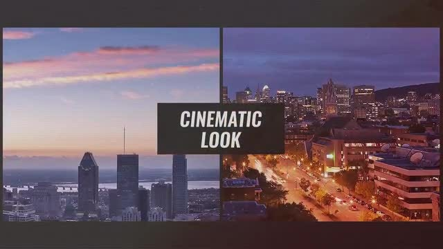 Mirror City: After Effects Templates