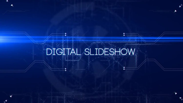 Digital Slideshow: After Effects Templates