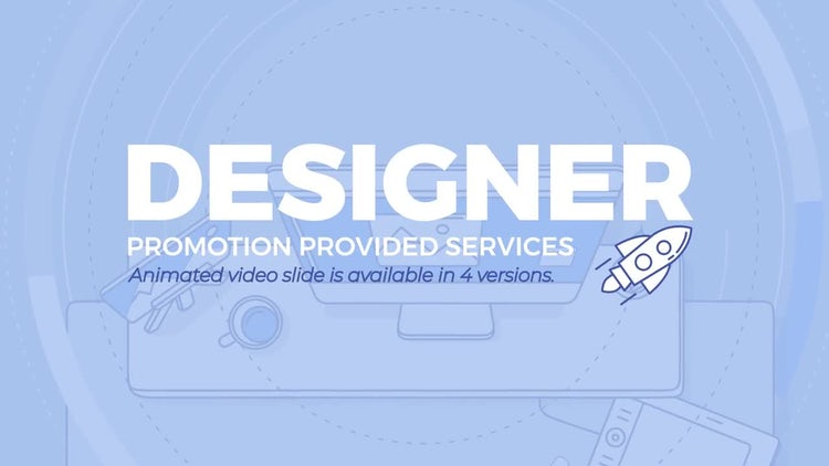 Designer Promo Animation Pack: Stock Motion Graphics