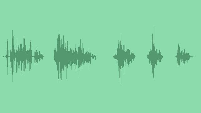 High Tech Glitch: Sound Effects