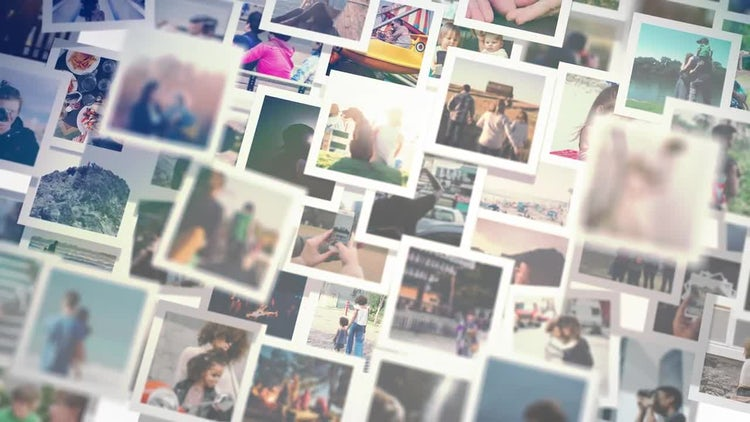 Photo Memories: After Effects Templates