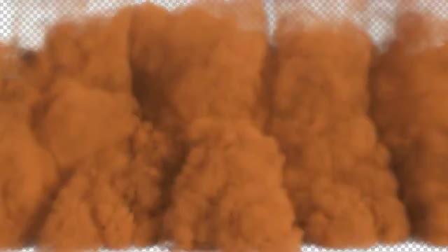Sandstorm: Stock Motion Graphics
