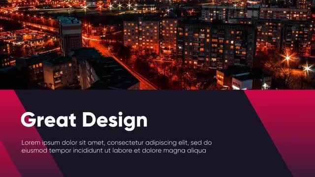 Business - Stylish Presentation: Premiere Pro Templates