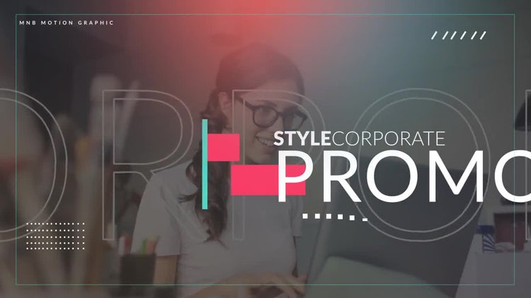 Style Corporate: After Effects Templates