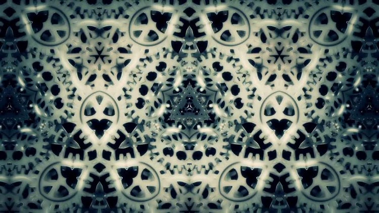 Cogwheels Kaleidoscope Pack: Motion Graphics