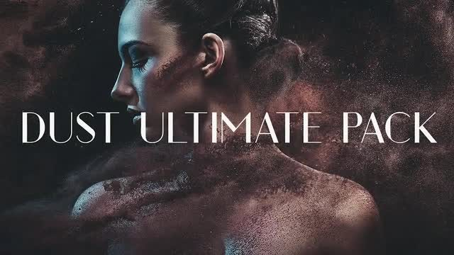 Dust Ultimate Pack: Stock Motion Graphics
