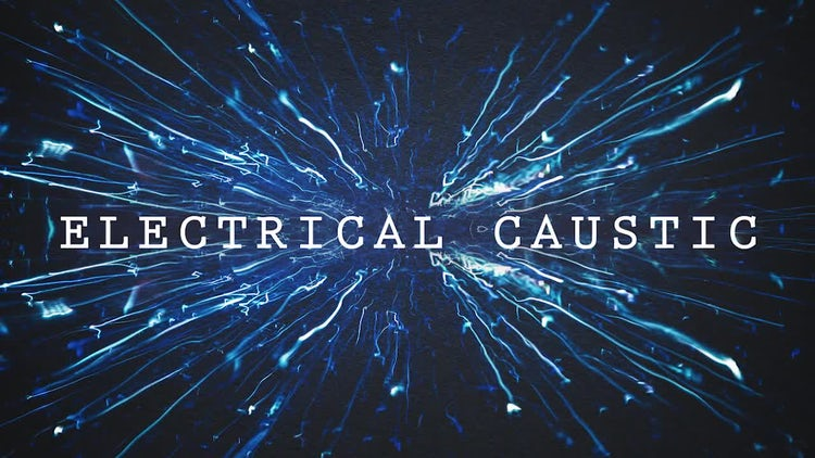 Electrical Caustic: Stock Video