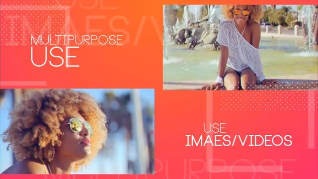 Playful Slideshow: After Effects Templates