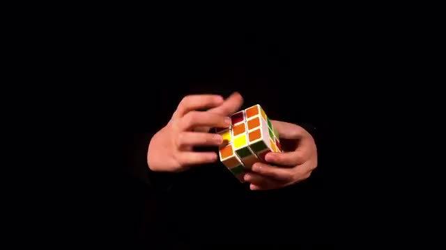 Rubik's Cube: Stock Video