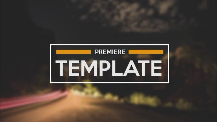 Titles Pack: Premiere Pro Templates