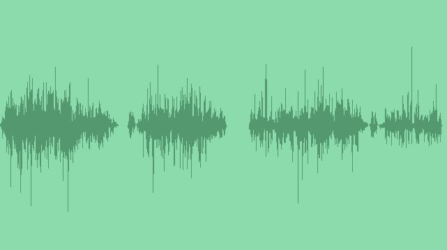 Garbage Pressing: Sound Effects