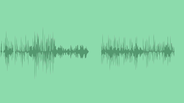 Futuristic Digital Typing: Sound Effects