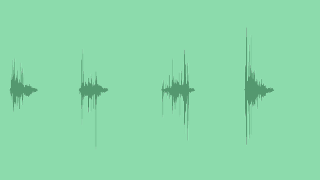 Teeny Mechanical Part Soundfx: Sound Effects