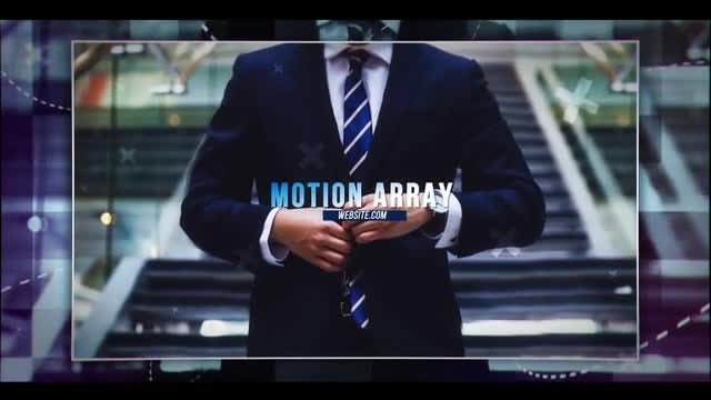 Business Promo Slideshow: After Effects Templates