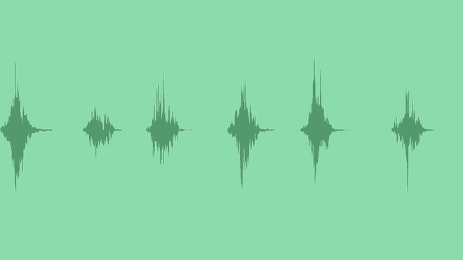 Nature Transitions: Sound Effects