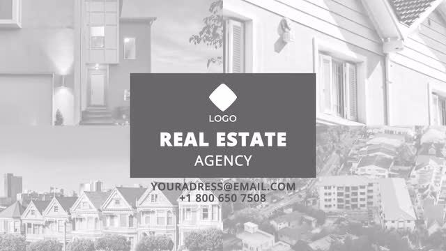 Modern Real Estate: After Effects Templates