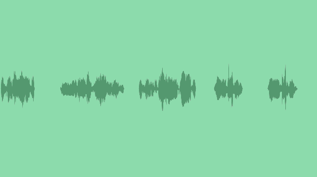 Biometric Retinal Print: Sound Effects