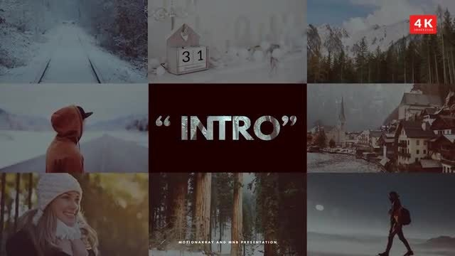 Photo Intro: After Effects Templates