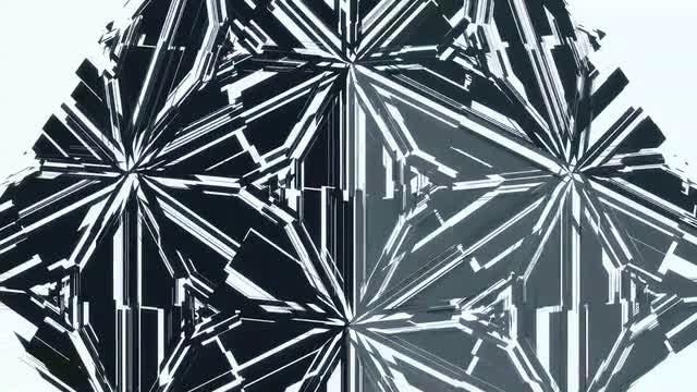 Geometric Motion Pattern: Stock Motion Graphics