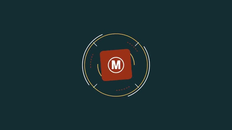 Minimal Logo Opener: Premiere Pro Templates