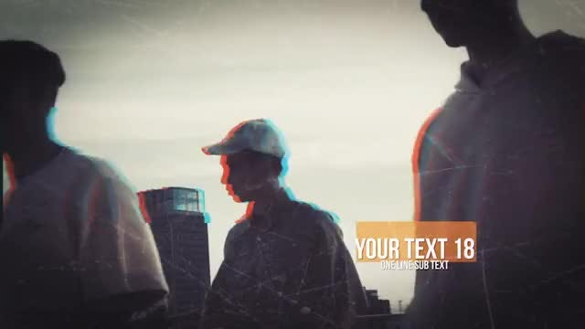 Grunge Slideshow // Opener: After Effects Templates