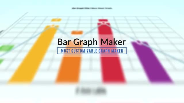 Bar Graph Maker: After Effects Templates