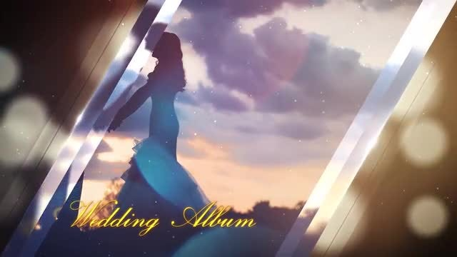 Wedding Album: After Effects Templates