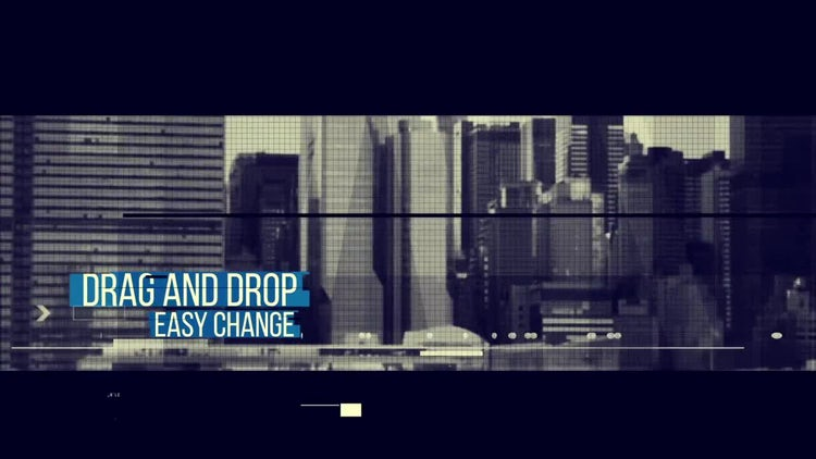 Dubstep Opener: After Effects Templates