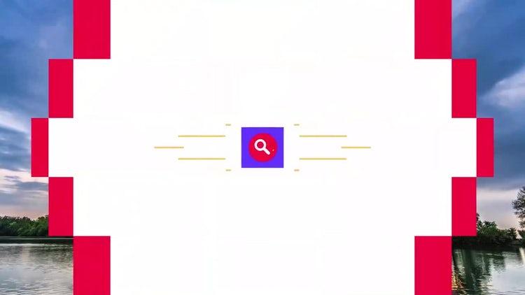 Search Logo Opener: Premiere Pro Templates