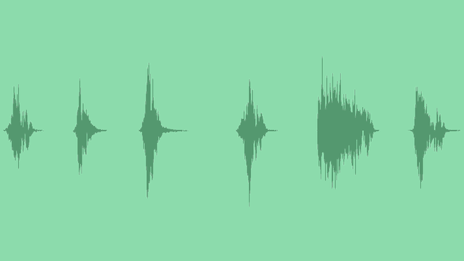 Ambient Transitions: Sound Effects