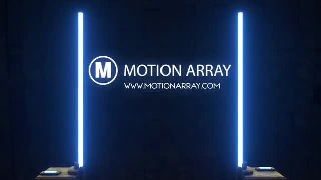 Laser Logo Reveal: After Effects Templates