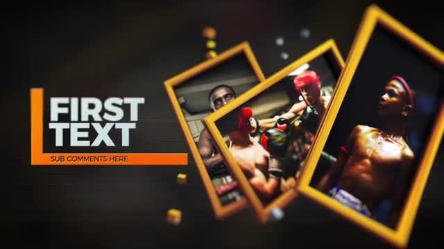 Frames Slideshow: After Effects Templates