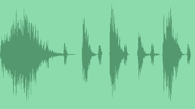 Custom Thrill Logo Sound Pack: Sound Effects