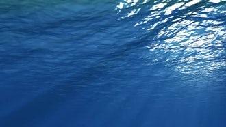 Underwater Background: Motion Graphics