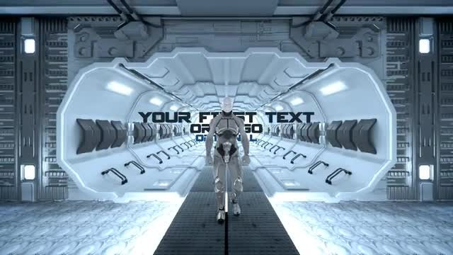 Sci-Fi City: After Effects Templates