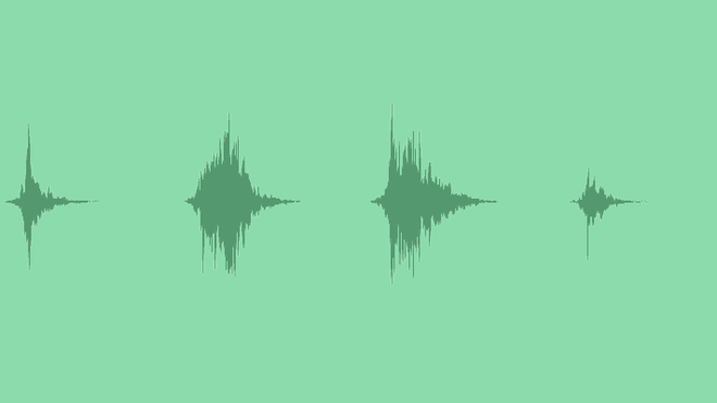 Stereo Transitionals: Sound Effects