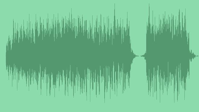 Glitch Logo: Royalty Free Music