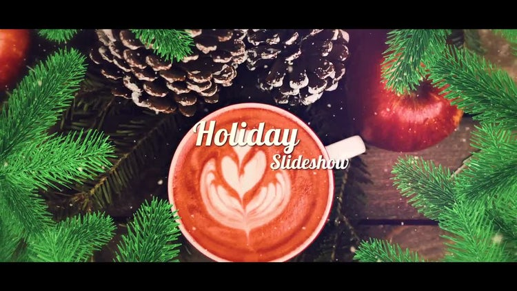 Christmas Slideshow : After Effects Templates