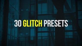 Glitch Presets: Premiere Pro Templates