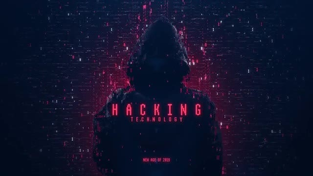 Hacker Logo Reveal: After Effects Templates