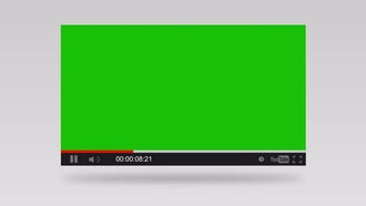 Youtube Video Player : Motion Graphics
