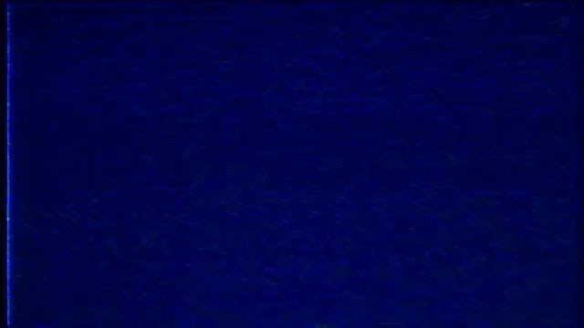 VHS Blue-Style Overlay: Stock Motion Graphics