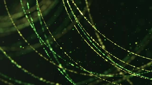 Green Elegant Background: Stock Motion Graphics